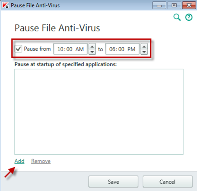 Pause it When Starting Any Application