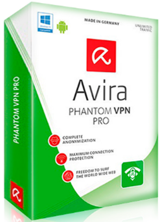 Phantom VPN Pro (included)