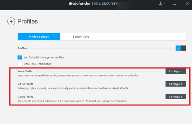 Bitdefender Total Security vs  Internet Security (2019) | Which?