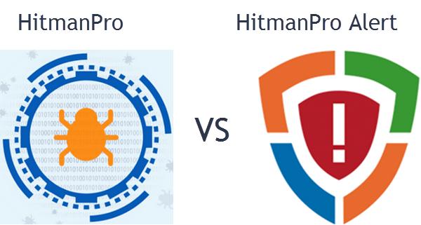 HitmanPro vs Alert