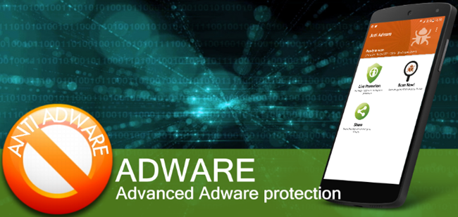 security against adware