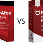 McAfee LiveSafe vs Total Protection